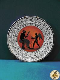 Тарелка декоративная. «Античная»