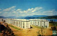 Златоуст. Новые дома в районе проспекта Гагарина