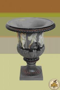 Ваза «Античная» мозаичной работы