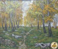 Заброшенное кладбище