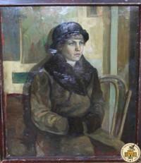 Портрет сестры художника