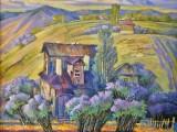 Картина «Сирень цветёт» Макарычева Александра Павловича
