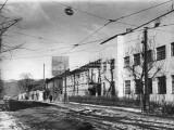 Улица Златоустовская. 1960-е годы.