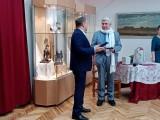Торжественный приём, посвящённый 70-летию почётного гражданина Златоуста, краеведа А.В. Козлова