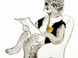 Кот Фелискет из коллекции, переданной Златоустовскому музею  краеведом Александром Козловым