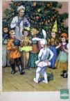 Новогодняя открытка  «Открытое письмо»