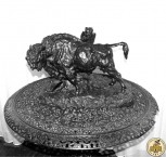 Скульптура «Зубр»