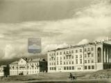 Проспект Мира. 1956 год.