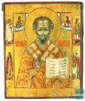 Икона «Святой Николай Чудотворец», заказная
