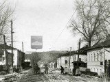 Улица Златоустовская. 1956 год.