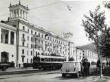 Улица им. Карла Маркса д. №2 и №4. 1968 год.