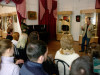 Открытие выставки «Тагильский поднос»