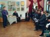 Торжественное посвящение А.В. Умерова в члены Гильдии мастеров-оружейников Златоуста