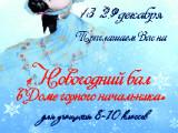 «Новогодний бал в Доме горного начальника»