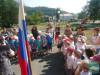 22 августа в городском сквере у ЗГКМ проводился праздник