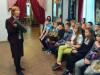 Для учащихся школы №45 провели мероприятие «Буква-буквица»