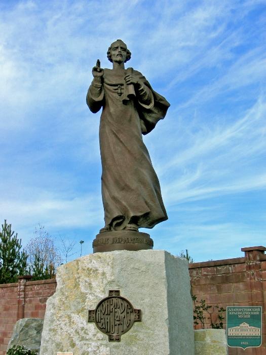 «Первая скрипка» в монументальной скульптуре  города