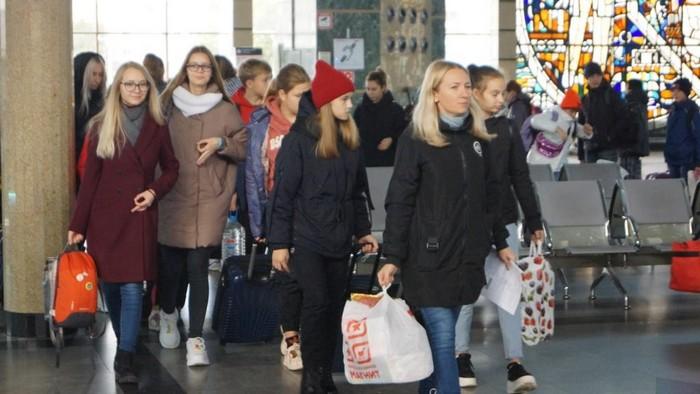Еще 60 юных туристов отправились в путешествие по нацпроекту «Культура»