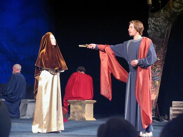 Фестиваль театральных уроков решили сделать региональным