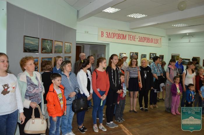 Международная акция «Ночь в музее»