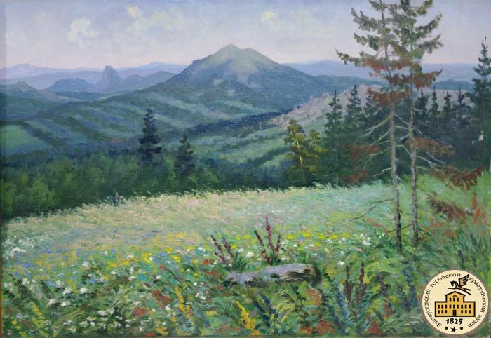 Выставка «Все краски лета»