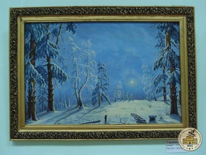 Выставка «Зимняя сказка»