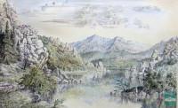 Озеро на Северном Урале