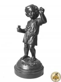 Скульптура «Мальчик-скульптор»