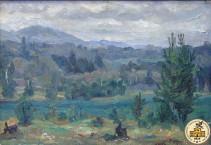 Уральский пейзаж