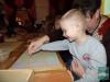 Арт-песочница «Рисуем с мамой сказку на песке»