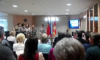 Участие в XV областной конференции «Музеи - обществу»  в г. Копейске