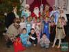 Новогоднее представление «Пер-р-натые проделки»