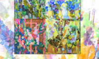 Выставка Владимира Зозули «Цветы в квадрате»