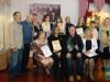Церемония награждения победителей городского конкурса «Наследники Иванко-Крылатко»