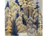 Пейзаж в гравюре