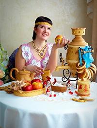 Николаева (Верзакова) Анна