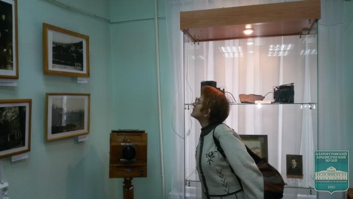 Открытие фотовыставки «Окно воспоминаний»