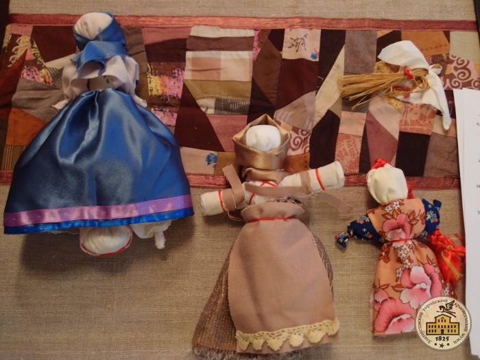 Мастер-класс по изготовлению кукол – оберегов