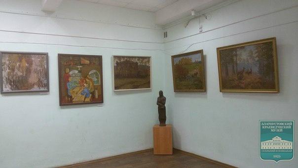 Выставка «Осенние мотивы»
